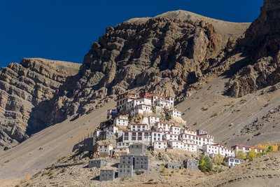 Key Gompa, Spiti Valley
